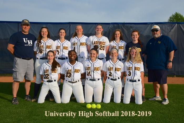 2018-2019 High School Girls Softball