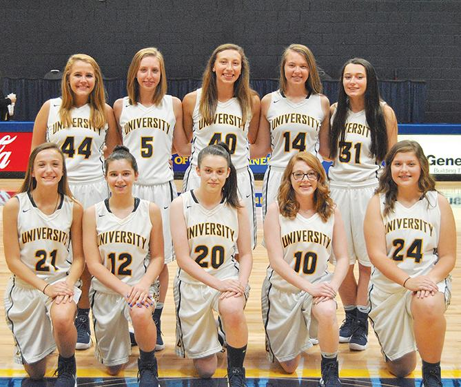 2017-2018 High School Girls Basketball