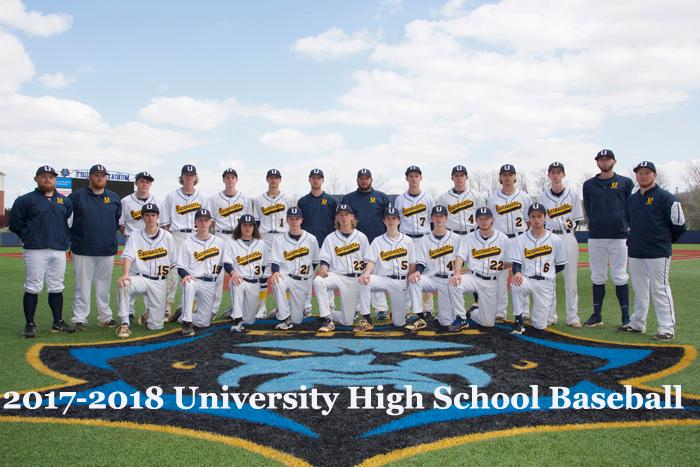 2017-2018 High School Baseball