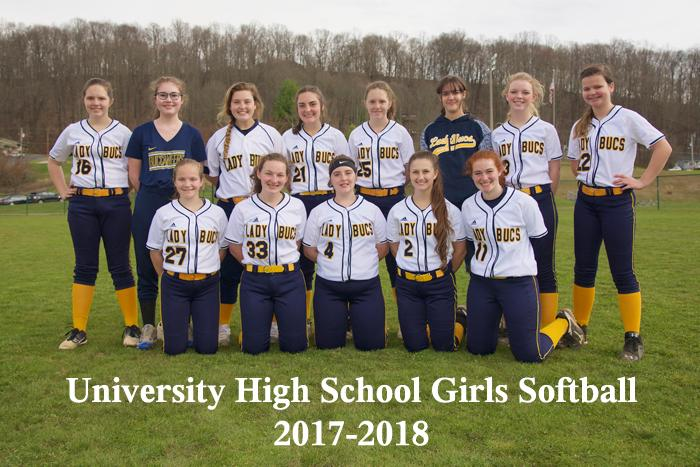 2017-2018 High School Girls Softball