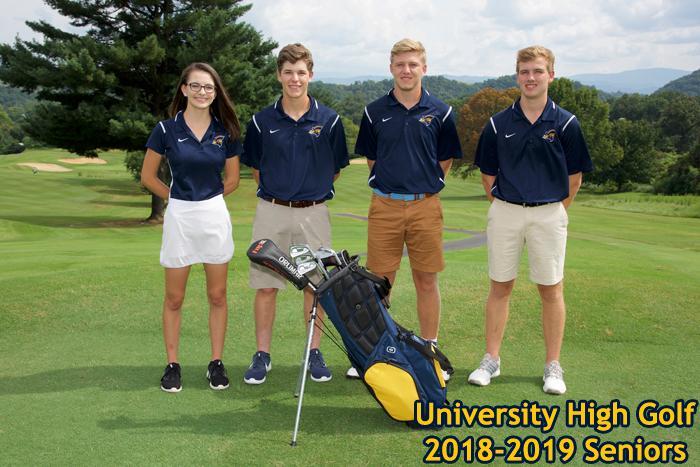 2018-2019 Golf Seniors