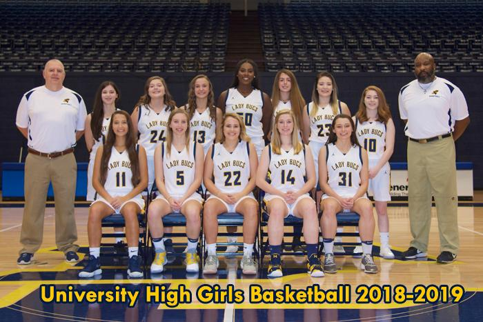 2018-2019 HS Girls Varsity Basketball