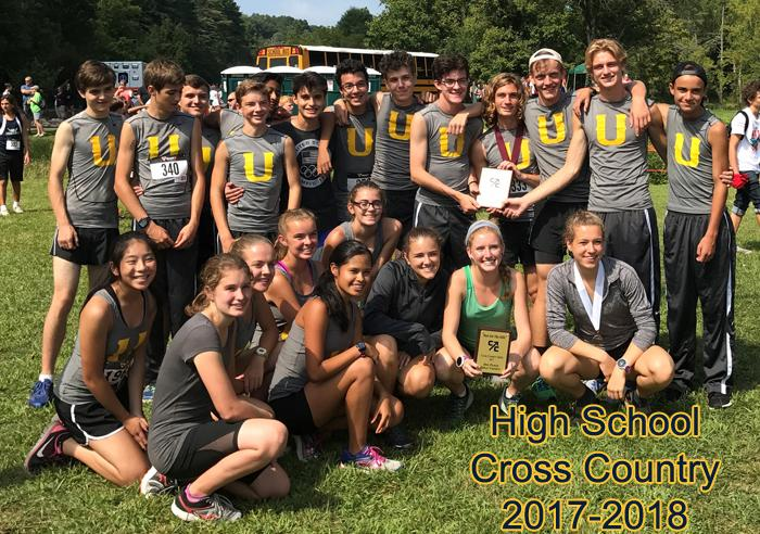 2017-2018 High School Cross Country