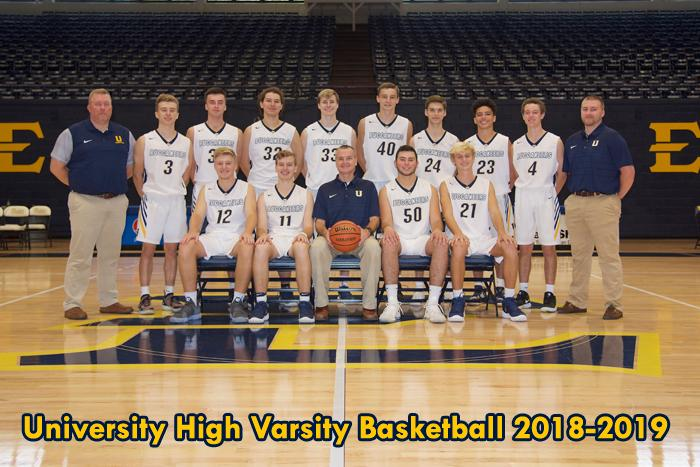 2018-2019 High School Boys Basketball