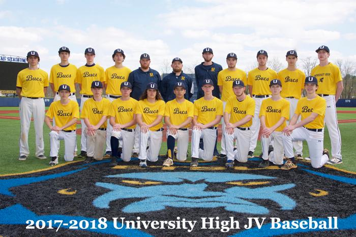 2017-2018 High School JV Baseball