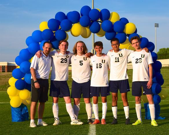 High School Boys Soccer 2017-2018