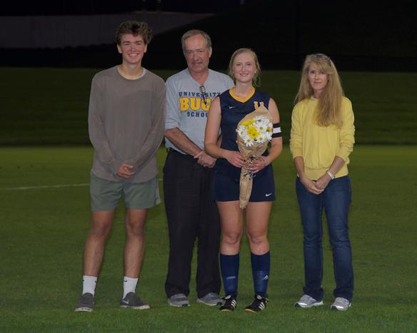 High School Senior Night 2018-2019 - Soccer