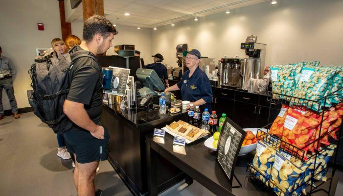 ETSU VA Campus Building 60 Cafe is Now Open