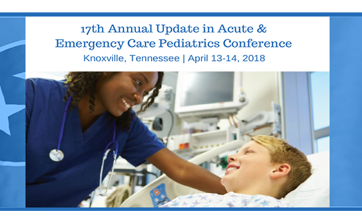 17th Annual Update in Acute & Emergency Care Pediatrics Conference