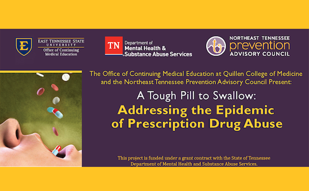 A Tough Pill to Swallow: Addressing the Epidemic of Prescription Drug Abuse