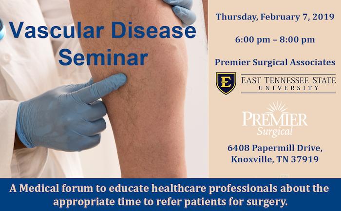 Vascular Disease Seminar