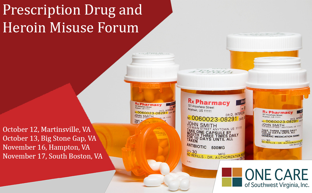 Prescription Drug and Heroin Misuse Forum
