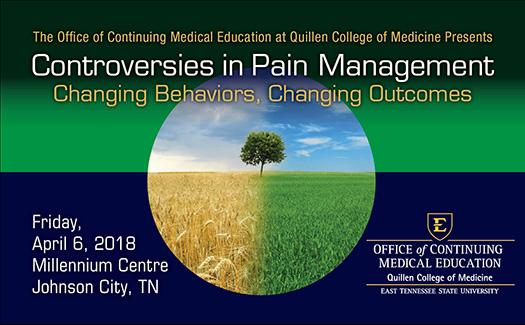 Controversies in Pain Management