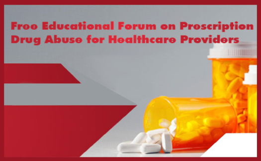 Prescription Drug Abuse Forum