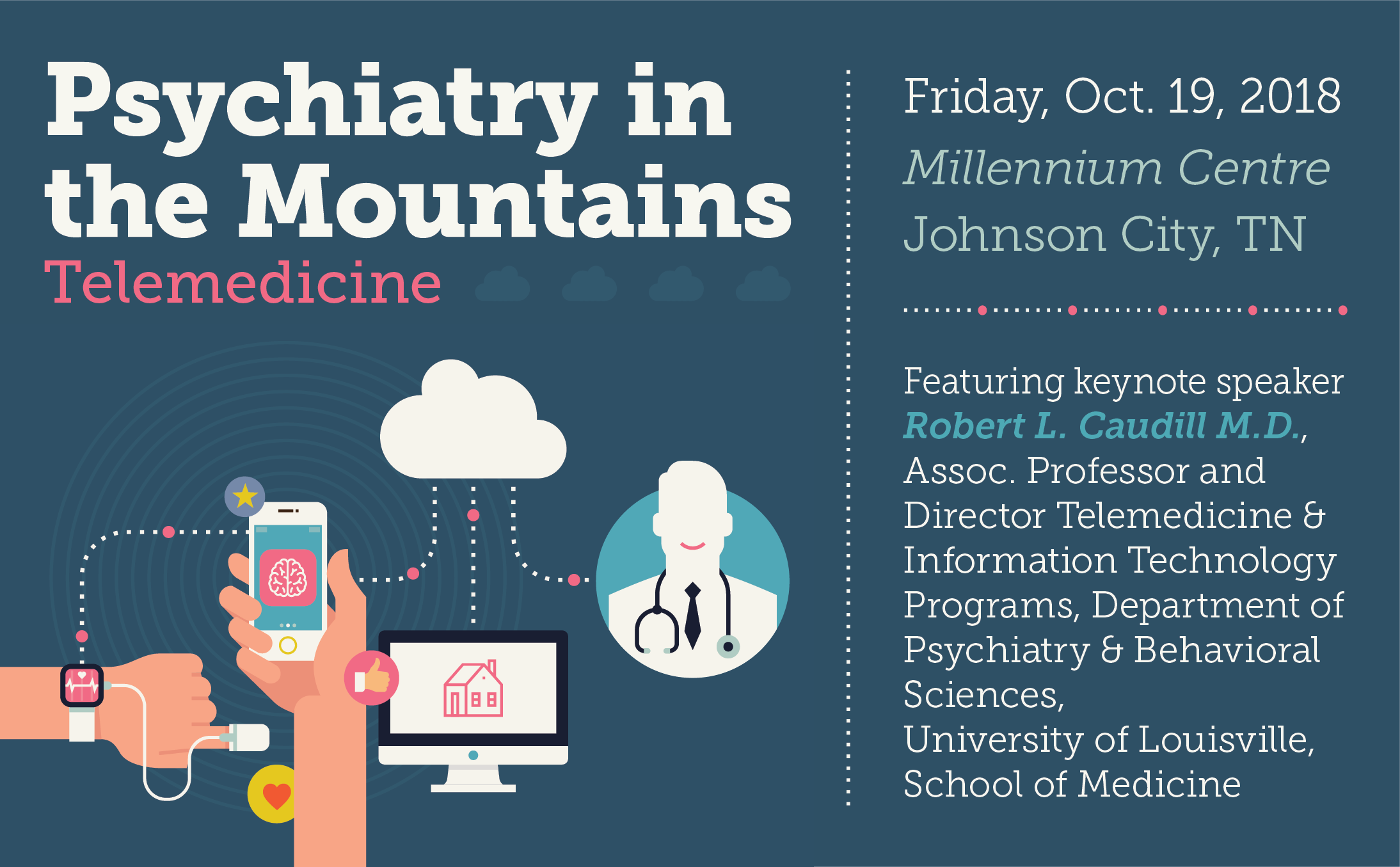 Psychiatry in the Mountains: Telemedicine
