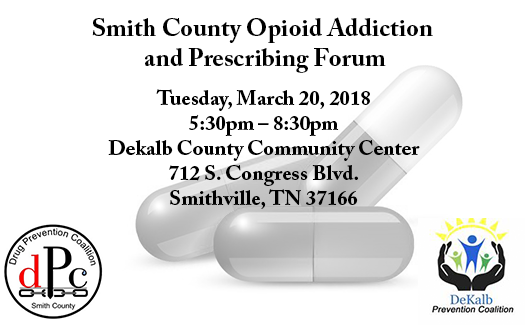 Smith County Opioid Addiction and Prescribing Forum