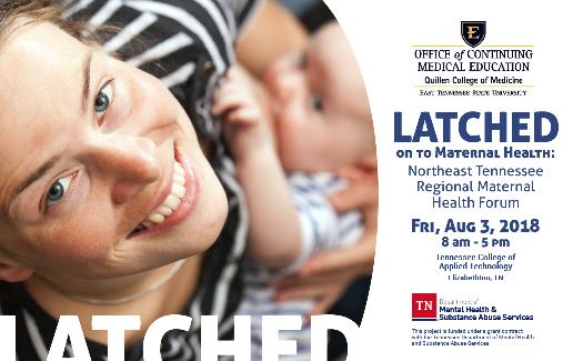 Northeast Tennessee Regional Maternal Health Forum