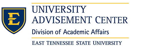 university advisement center logo