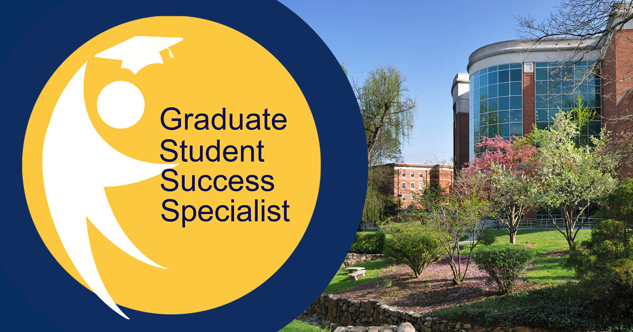decorative image for Graduate Student Success Specialist