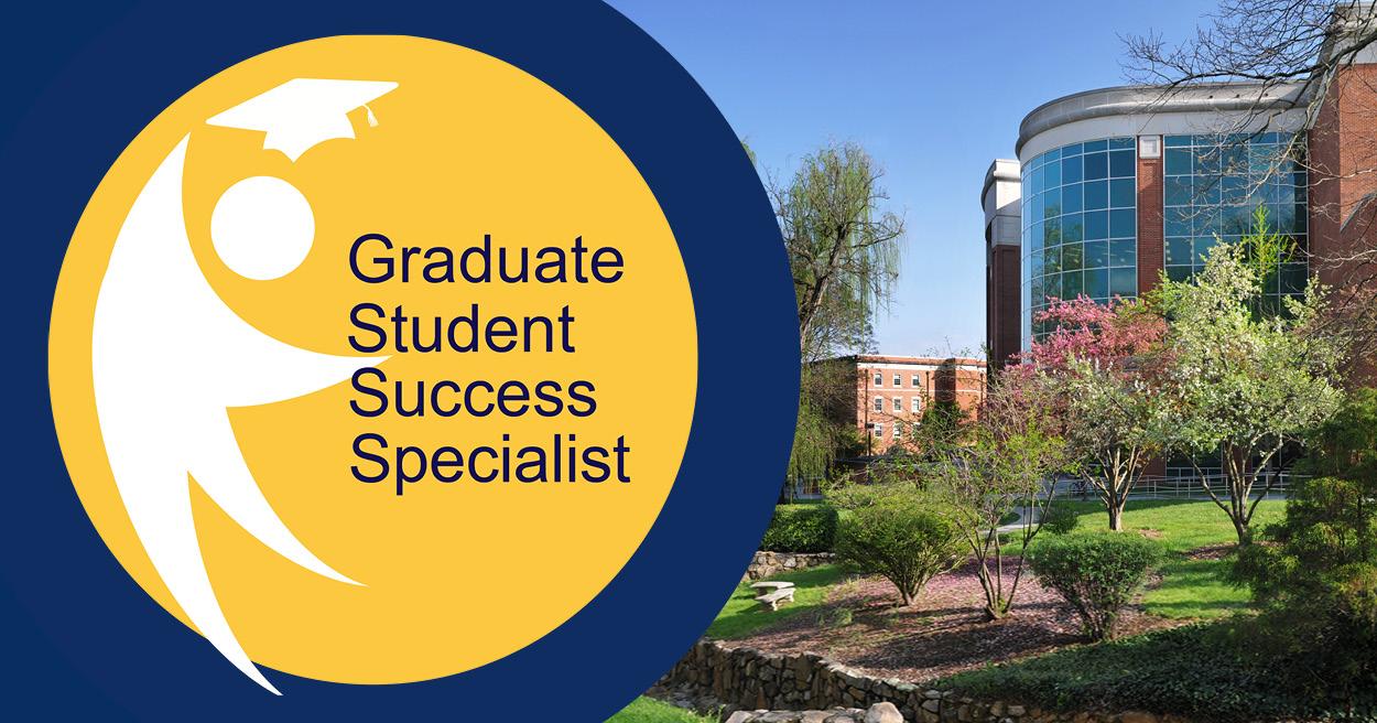 decorative image for Graduate Student Success Specialist