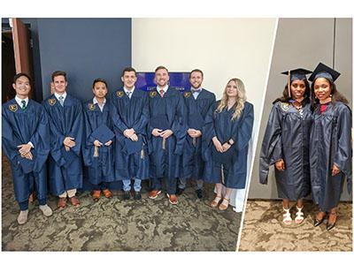 Etsu Graduation 2020.Pharmacy Students Earn Mba As Part Of Dual Degree Program