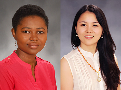 Drs. Gong and Ozodiegwu
