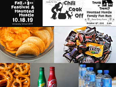 Fall Festival Request for Donation of Snacks