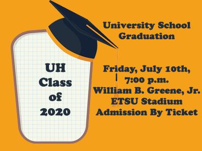 University School Graduation