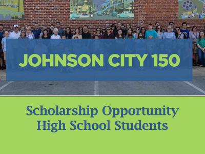 Johnson City 150 - Scholarship Opportunity