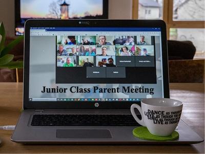 Junior Class Online Parent Meeting