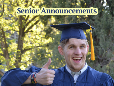 Senior Wills Due November 8th, Superlative Nominations Due Today