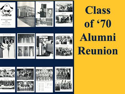 Alumni Reunion - Class of '70