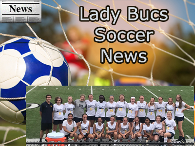 Lady Bucs Soccer - District Championship Game on Thursday