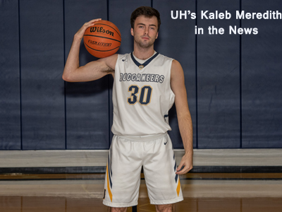 Kaleb Meredith Selected for All State Honors