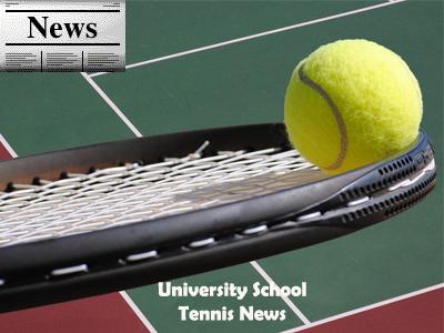 University School Tennis Team